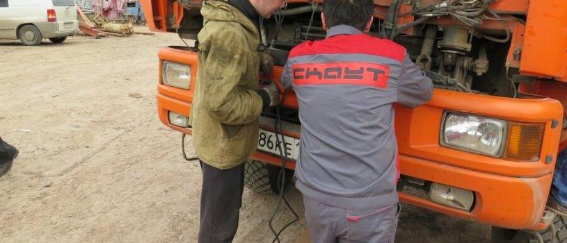 АвтоКонтрольСервис — спутниковый мониторинг в Октябрьском и не только