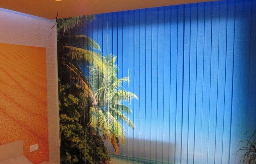 Фотожалюзи на окна