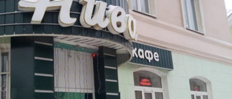 Кафе Нива г. Октябрьский