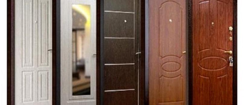 Металлические входные двери в Октябрьском