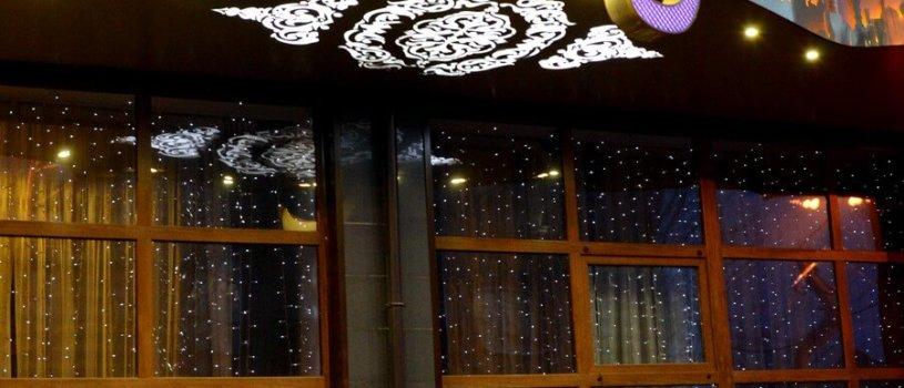 Бухара, ресторан в Октябрьском